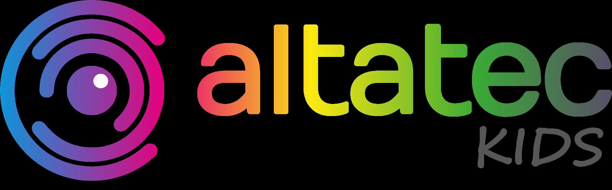 Botón de acceso a Altatec Kids